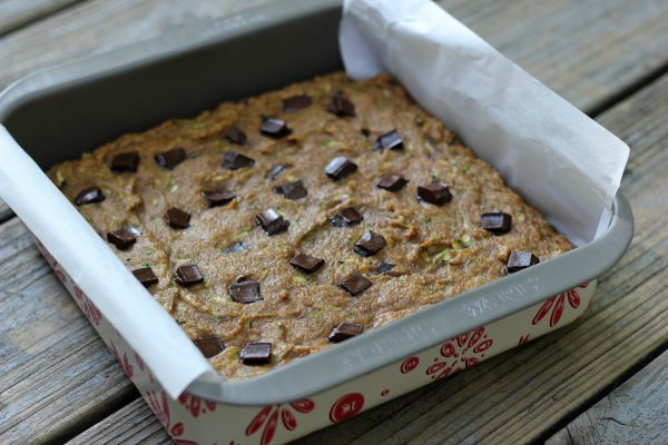 Grain-Free Chocolate Chip Zucchini Bread
