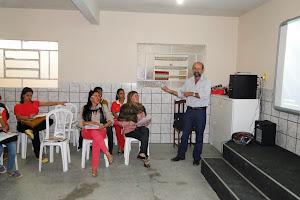 ENCONTRO COM PROFESSORES DO COLÉGIO SANTA JOANA DARC 30 DE JULHO 2013