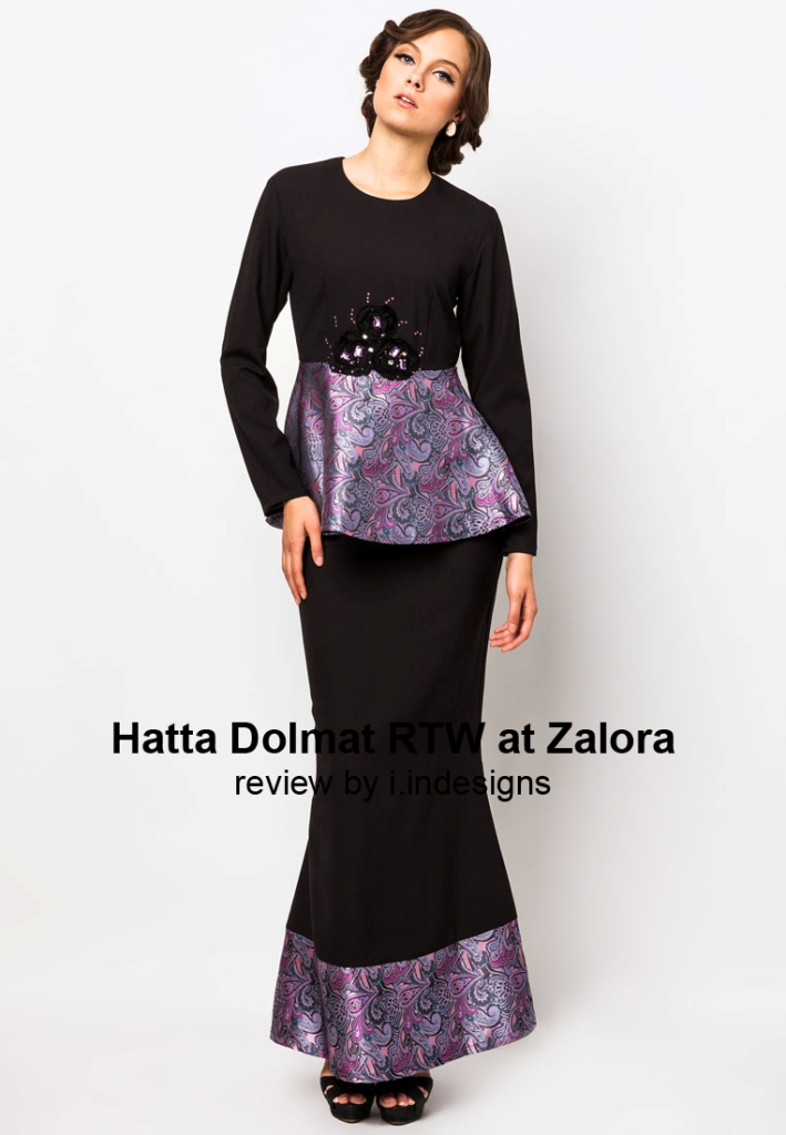 Baju Hari Raya Collection by Hatta Dolmat RTW - We Were Inspired