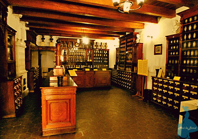 muzeul farmaciei sibiu