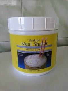 Khasiat Mealshakes Shaklee