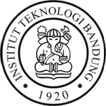 Logo ITB Institut Teknologi Bandung Bandung 2