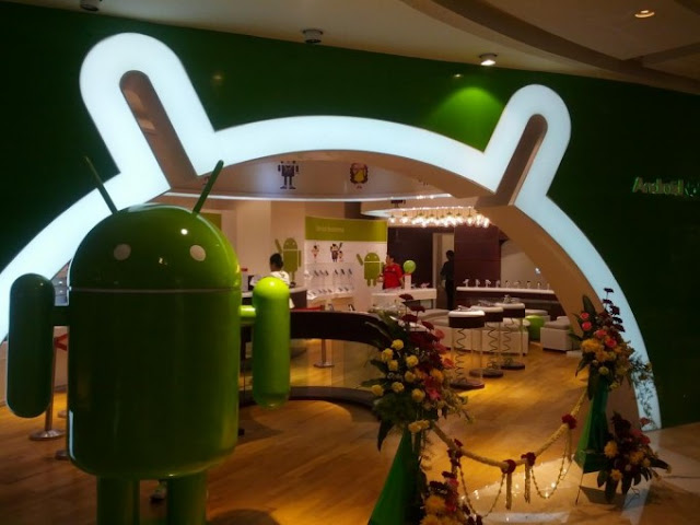 Android Nation Stores