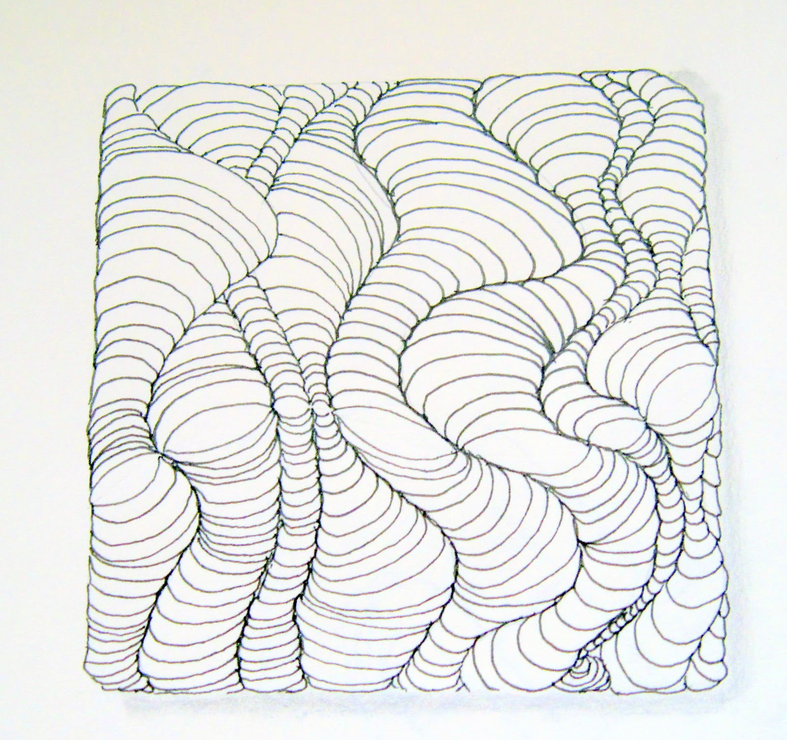 Zentangle Patterns Step By Step Printable Zentangle patterns step by