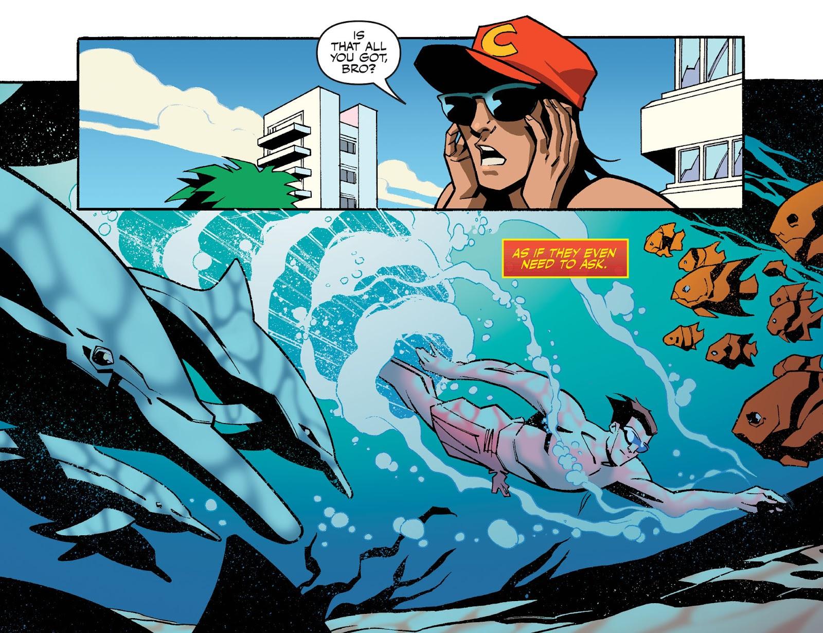 The Flash: Season Zero [I] Issue #11 #11 - English 8