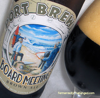 Port Brewing Board Meeting close-up