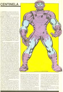 Centinela (ficha marvel comics)