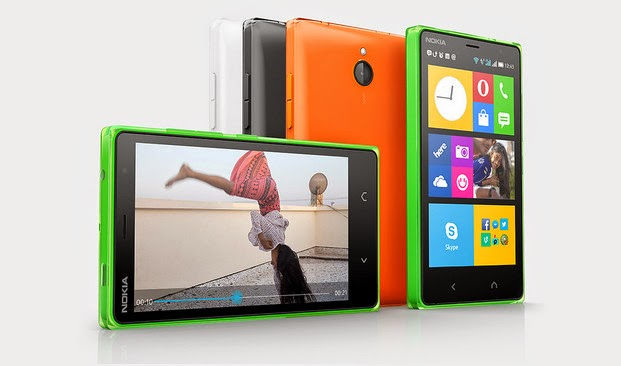 Nokia X2, Nokia X2 Dual SIM