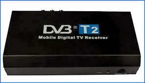 What is Digital Terrestrial Television Signals Radio ?