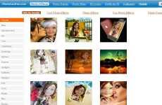 Fotomontajes y efectos para fotos PhotoFaceFun