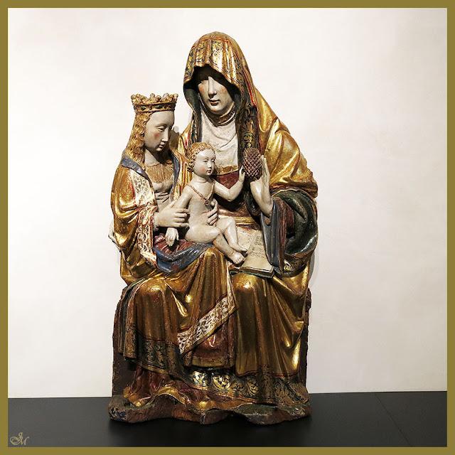 Domvs pvcelae theatrum santa ana la virgen y el ni o - Santa ana valladolid ...
