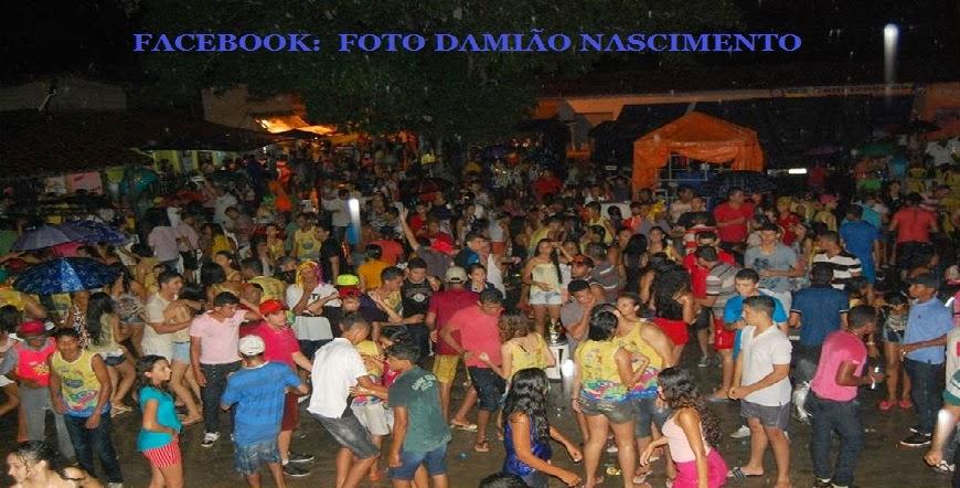 Foliões em Altamira