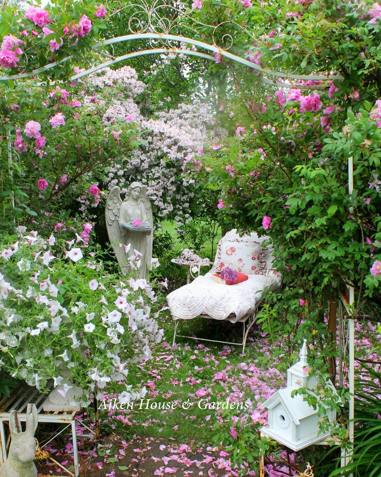 Aiken House Gardens Garden Relaxation