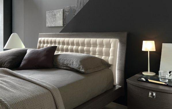 Jolies t te de lit pour votre chambre coucher d cor de for Lit et chambre a coucher