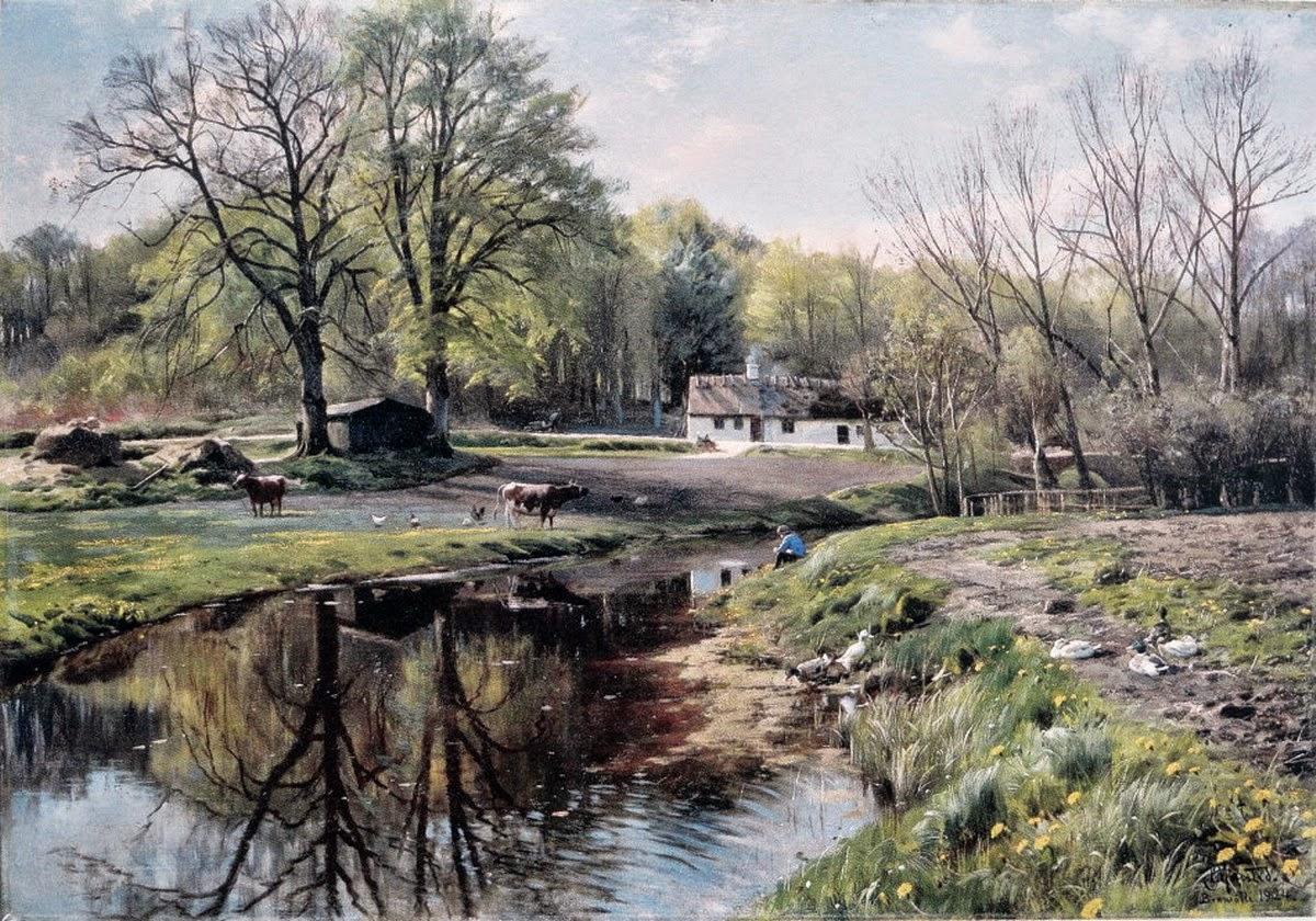 cuadros-de-paisajes-realistas-pinturas