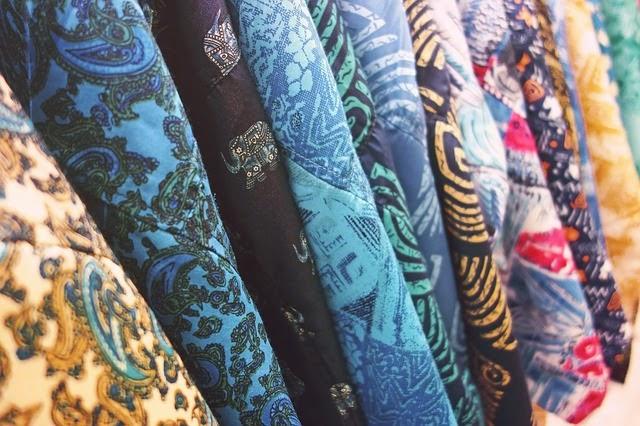 La dalia azul costura y lo que surja tiendas de telas - Outlet de telas en madrid ...