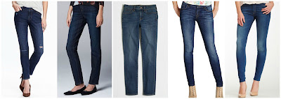 Old Navy Mid-Rise Rockstar Skinny Jeans $20.00 (regular $34.94)  Simply Vera Wang Slimming Skinny Jeans $34.99 (regular $50.00)  J. Crew Factory Medium Miller Wash Skinny Jean $42.50 (regular $85.00)  Guess Power Skinny Jeans $59.99 (regular $89.00)  Mother the Looker High Waisted Skinny Jean $79.97 (regular $205.00)
