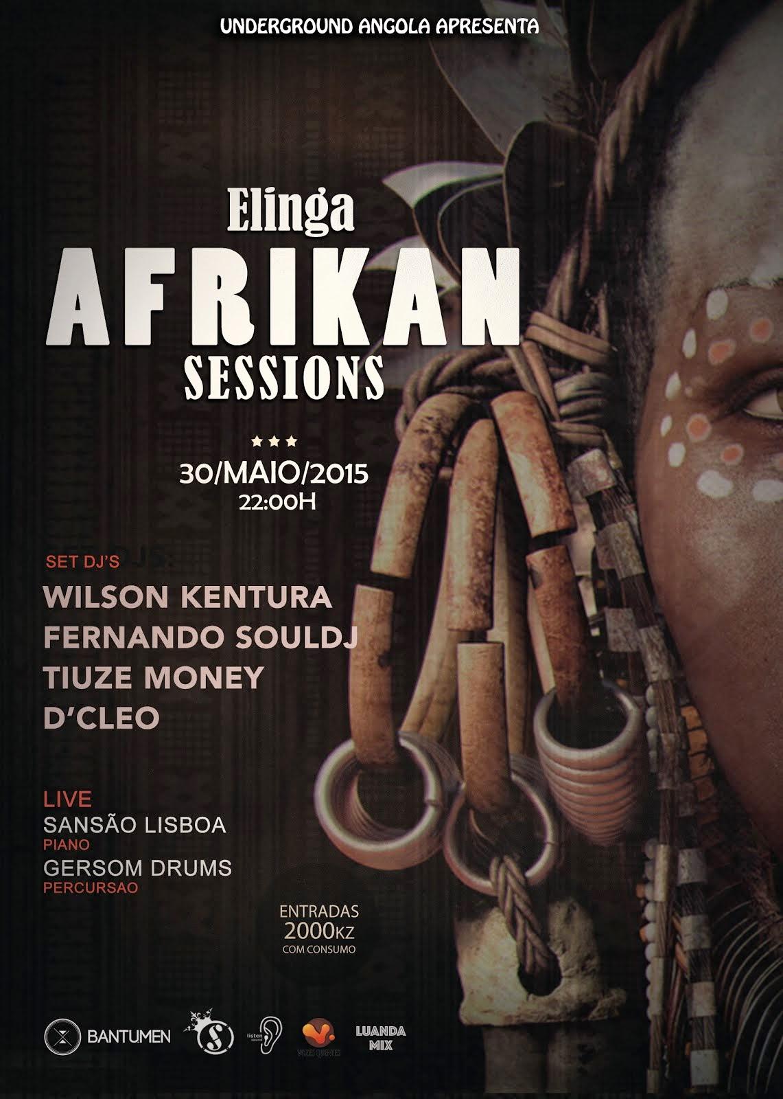 ELINGA AFRIKAN SESSIONS