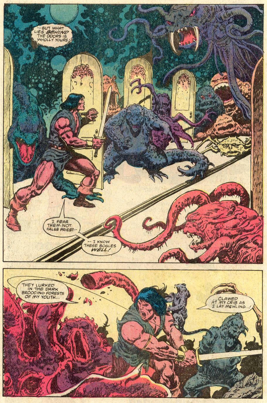 Conan the Barbarian (1970) Issue #117 #129 - English 20