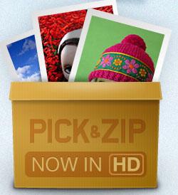 Pick & Zip