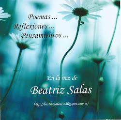 Primer CD, editado de Beatriz Salas. Para ir a su pagina pulse la imagen