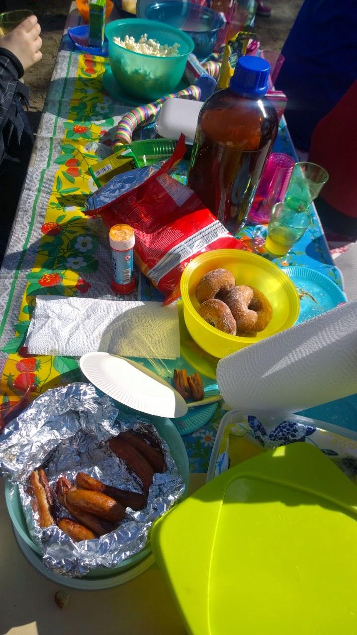 lasten vappujuhlat Hameenlinna