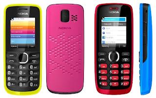 Spesifikasi Nokia 110 review harga baru harga bekas
