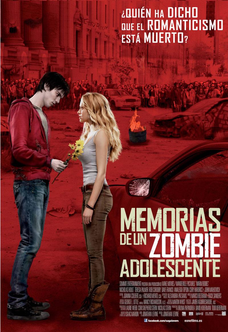 Lost Minds Películas 1 Memorias De Un Zombie Adolescente