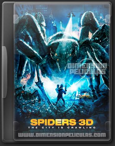 Spiders (DVDRip Ingles Subtitulada) (2013)