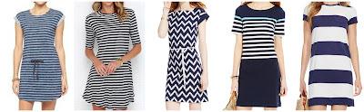 Merona Easy Waist Tee Shirt Dress $17.48 (regular $24.99)  Lush Compliment Catcher Striped Dress $28.00 (regular $40.00)  Tommy Hilfiger Printed Miranda Sheath Dress $36.99 (regular $74.50)  Tommy Hilfiger Colorblock Striped T-Shirt Dress $49.99 (regular $74.50)  Polo Ralph Lauren Striped T-Shirt Dress $54.99 (regular $78.00)