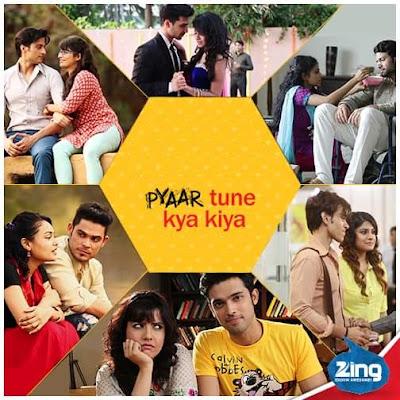 Pyar Tune Kya Kiya Zing Tv Serial Title Song Mp3 Download