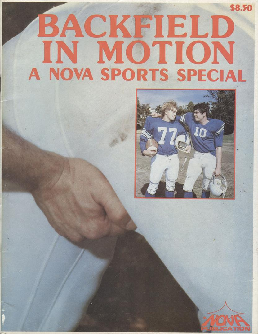 Backfield In Motion Cover Front