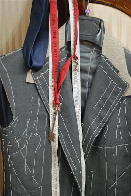 Solito jacket, Naples