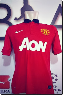 Jersey MU Home manchester united | Toko Online Pekanbaru STerlaK.com