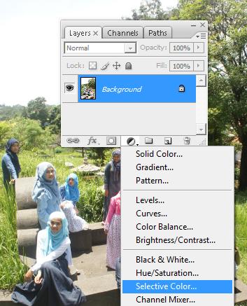 mempertajam+photo3 Cara mempertajam photo dan warna dengan photoshop