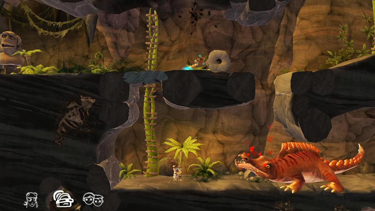 The Cave para Android e iOS, un plataformas escrito por el creador del famos Monkey Island