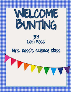 http://www.teacherspayteachers.com/Product/Welcome-Bunting-Editable-FREEBIE-859009