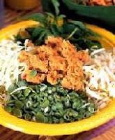 Resep Masakan Sambal Goreng Udang Daun Mengkudu