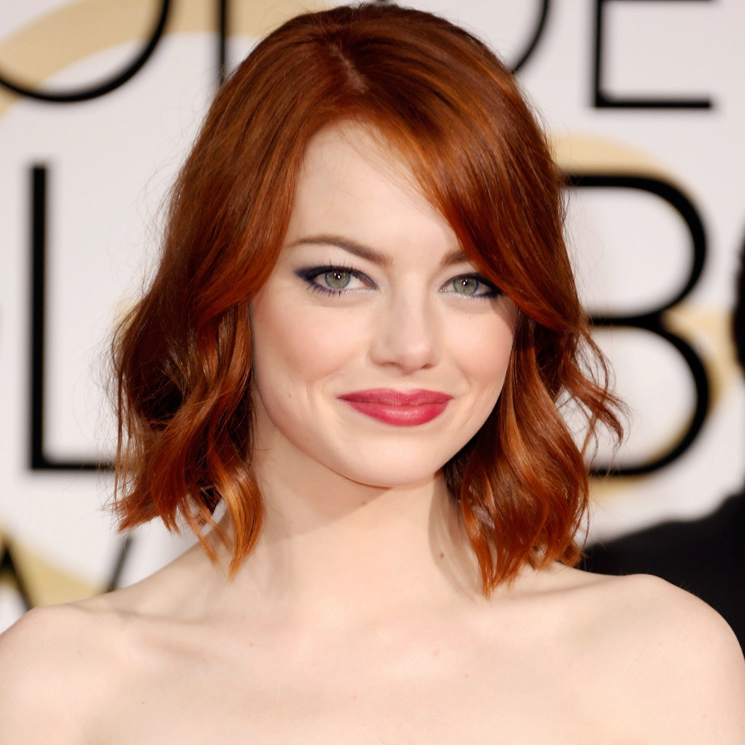 Here is how she created it  Emma Stone