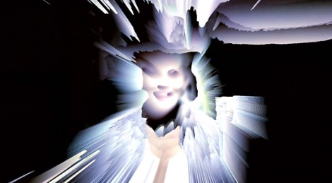 Daphne Guinness by Nick Knight in Fatal Flaw Music Video