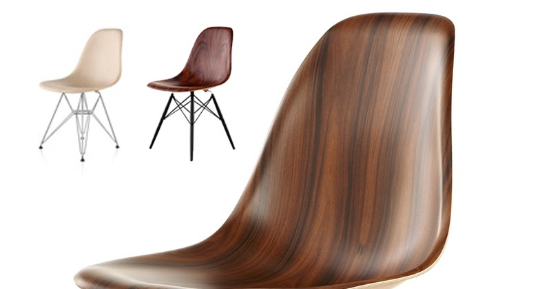 Herman Miller Updates An Eames Classic With Wood. The New Molded Wood Eames  Chair. Celebrity Sex Tapes 2013