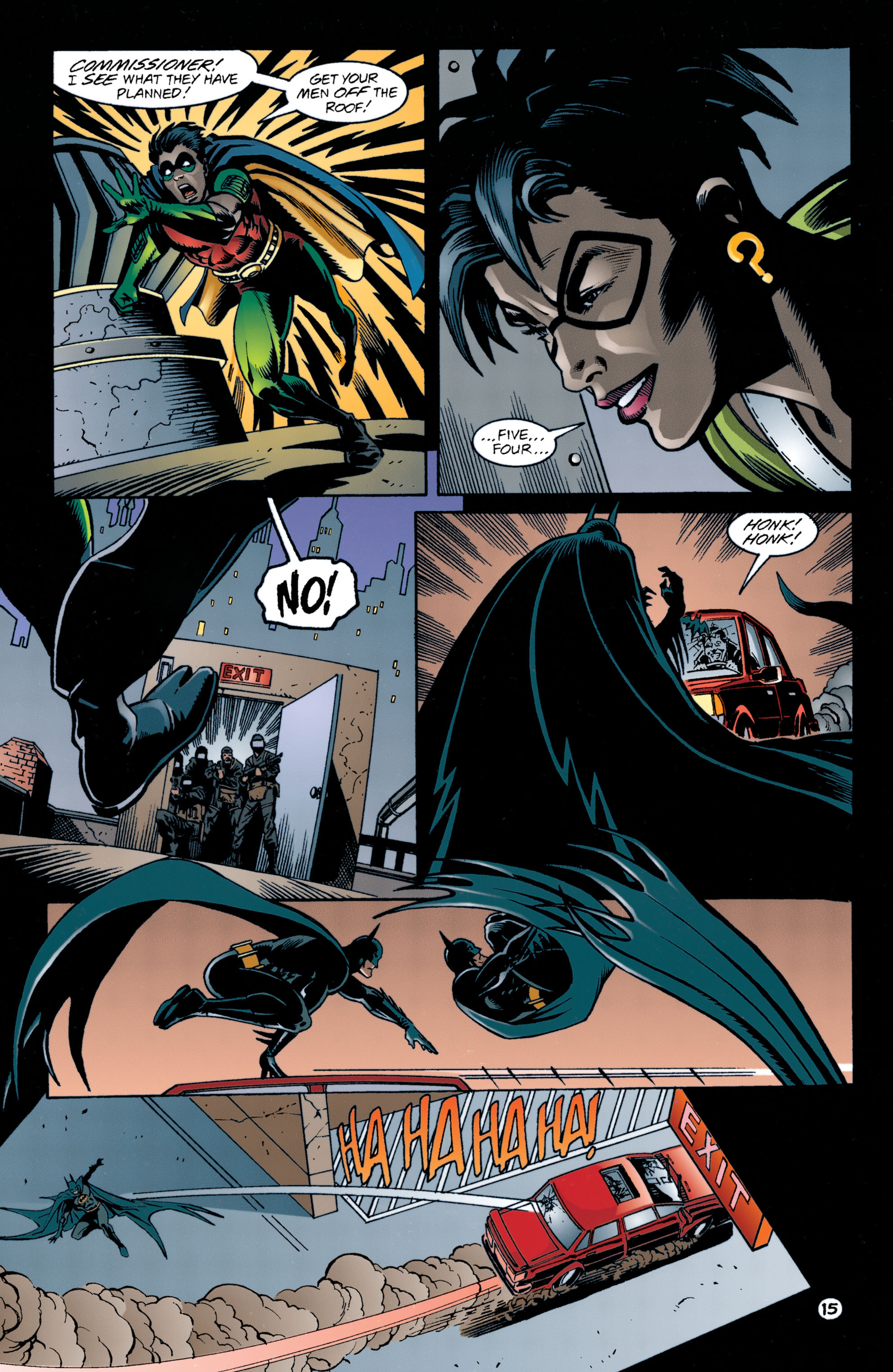 Detective Comics (1937) Issue #705 Page 16