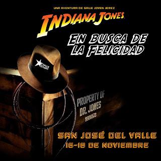 Cartel de la convivencia de Salle Joven Jerez