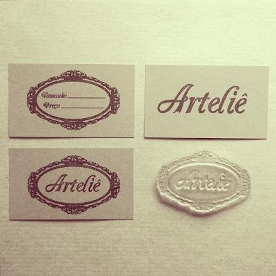 sello logo Arteliê Artelie esposa embajador diseño