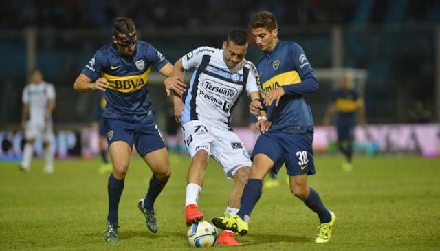 fecha 18 temporada 2015 belgrano de cordoba 0 boca juniors 1