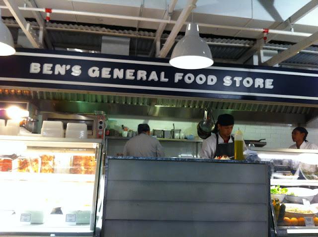 Ben's General Food Store