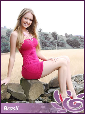 Sancler Frantz,Miss Brazil,Miss Atlantic International