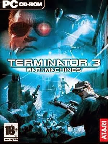 Terminator 3 War Of The Machines Game Register Full Version Free Download - Pc Tools Lover