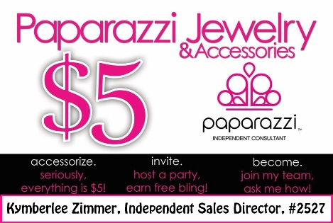 5 Paparazzi Jewelry And Accessories By Kymberlee