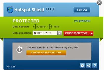 Hotspot Shield Elite Full Version Crack + Patch + Keygen Free Download